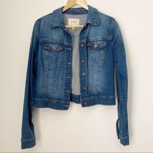Jessica Simpson Jean Jacket   Size M